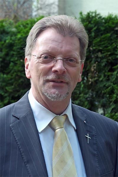 Pfarrer Erhard Bechtold